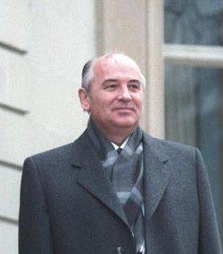 Михаил Горбачев частично парализован из-за тяжелой